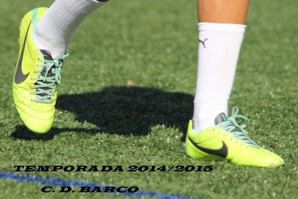 C.D. Barco - C.D. Dehesas
