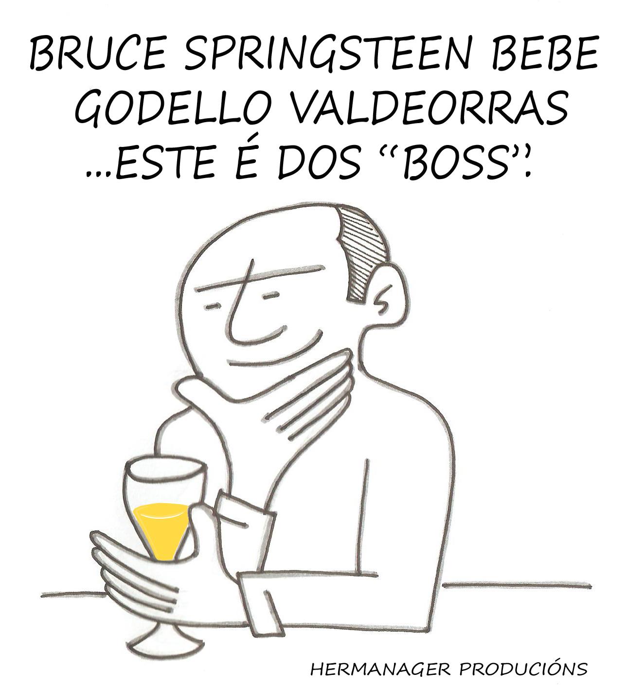 BOSS GODELLO