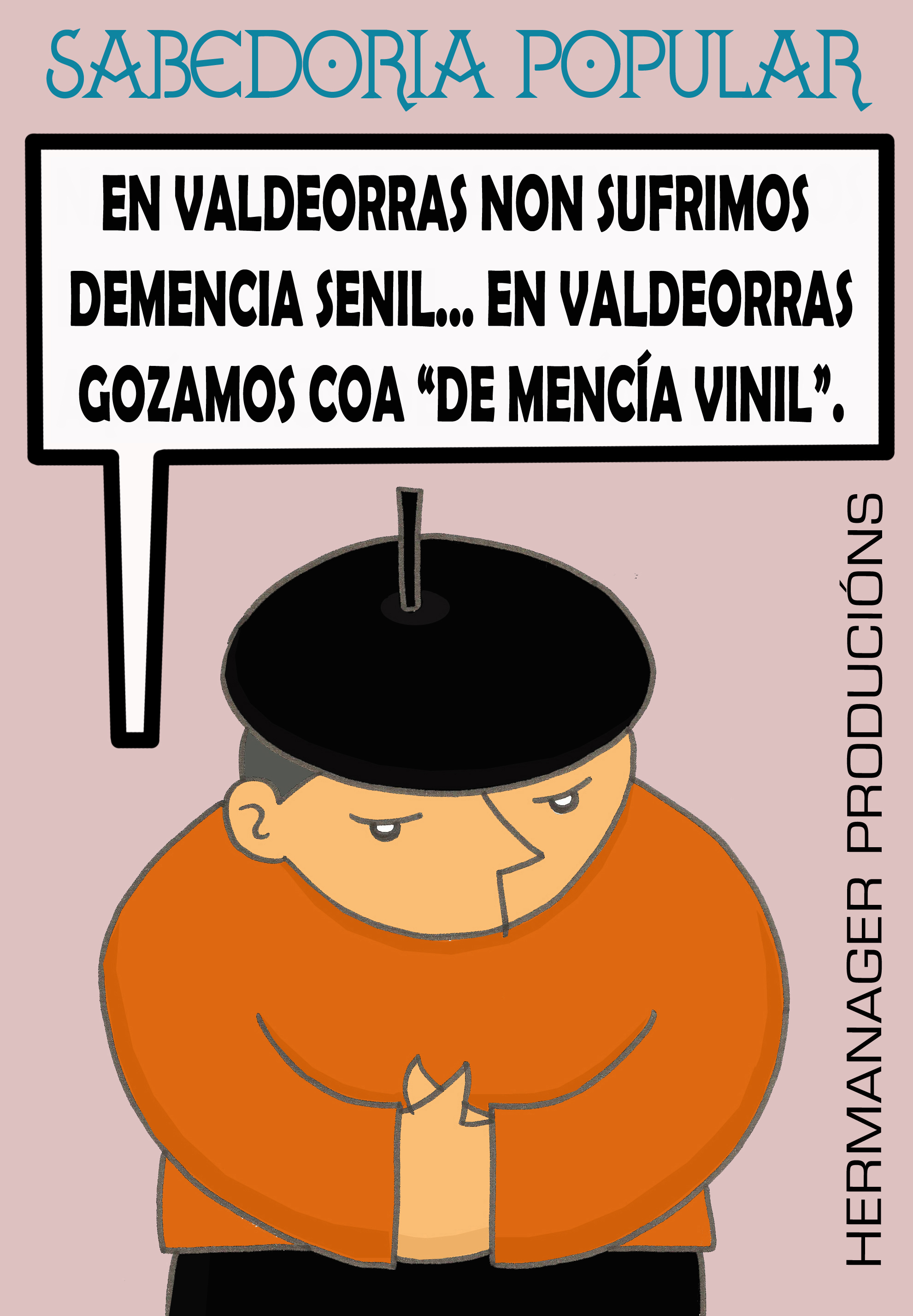 DEMENCIA VINIL