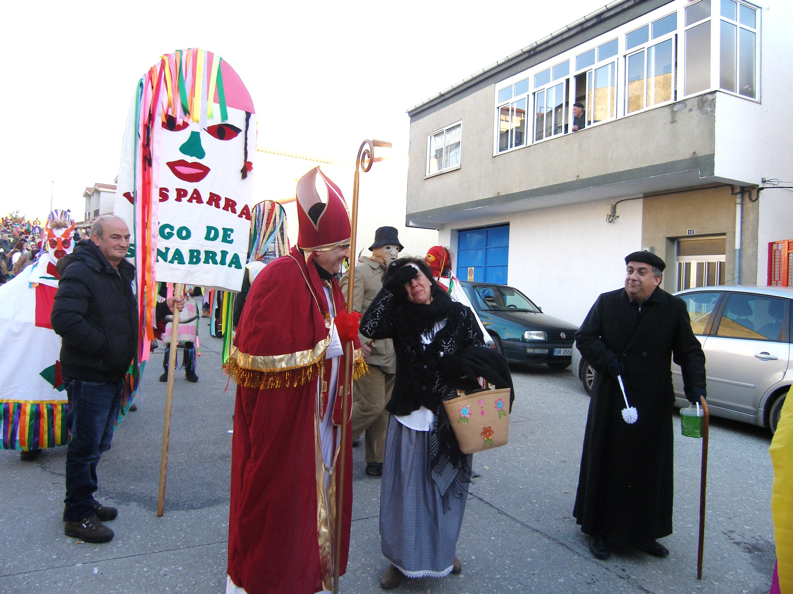 Grupo Visparra Vigo de Sanabria (Zamora)