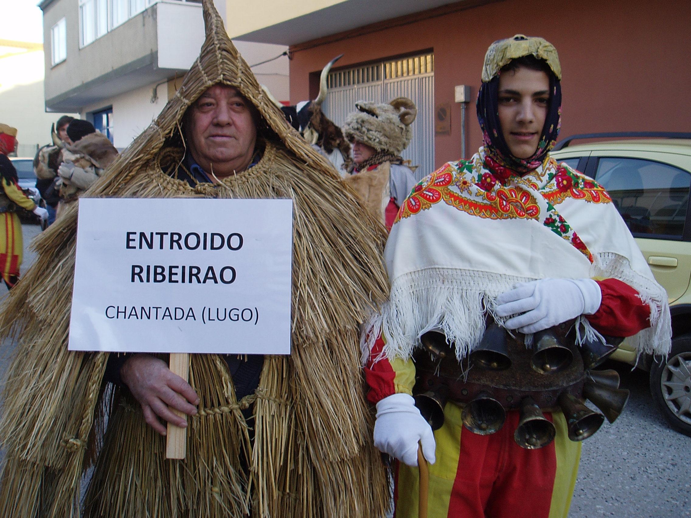 Máscaras de Chantada (Lugo)