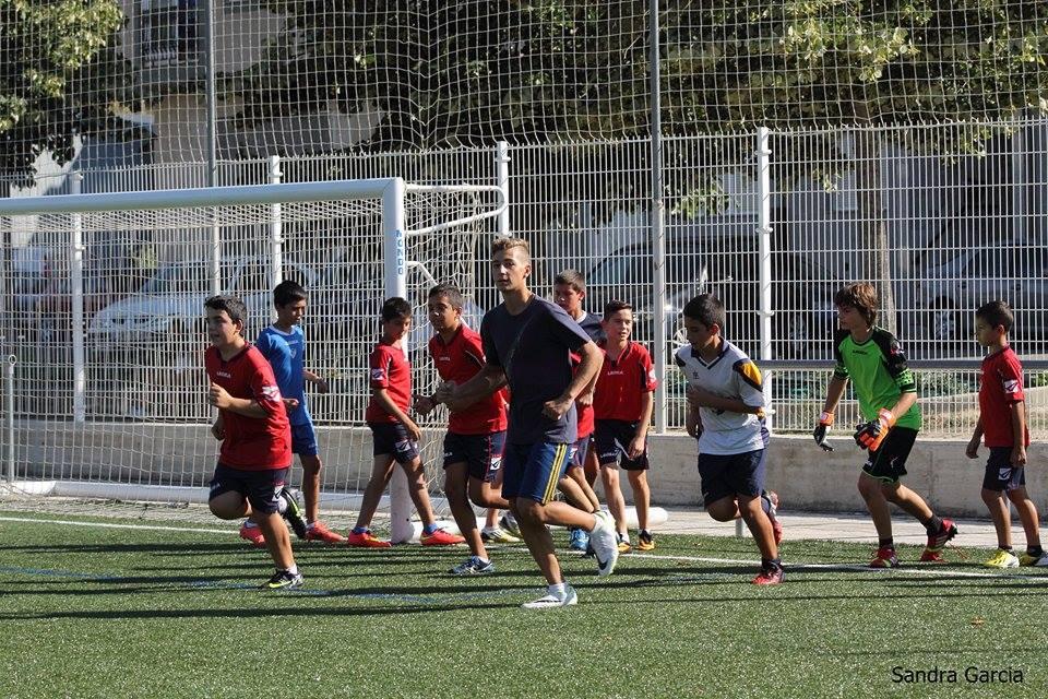 Infantil y cadetes C.D. Barco 2014-2015