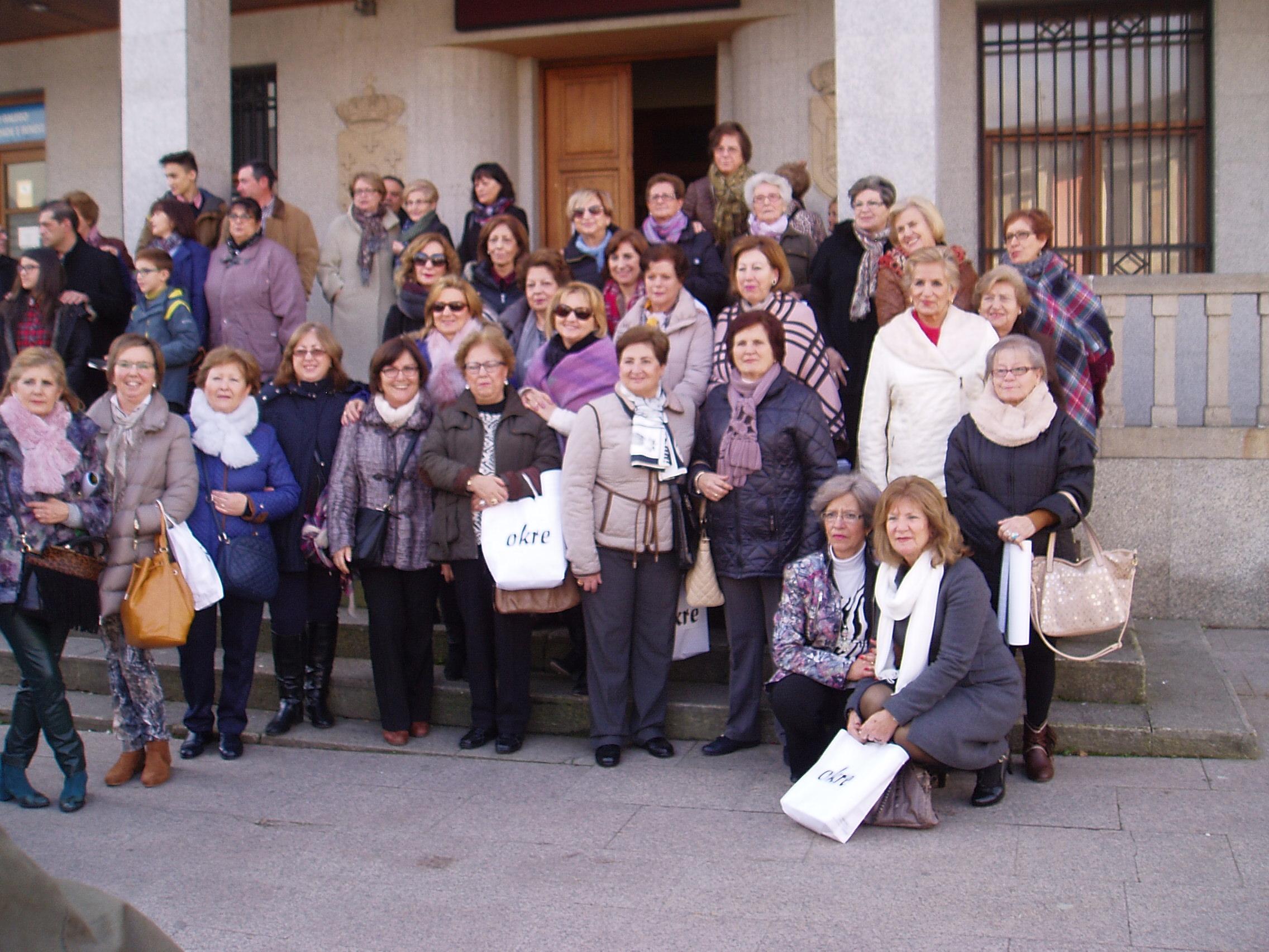Asociación de amas de casa de Almendralejo