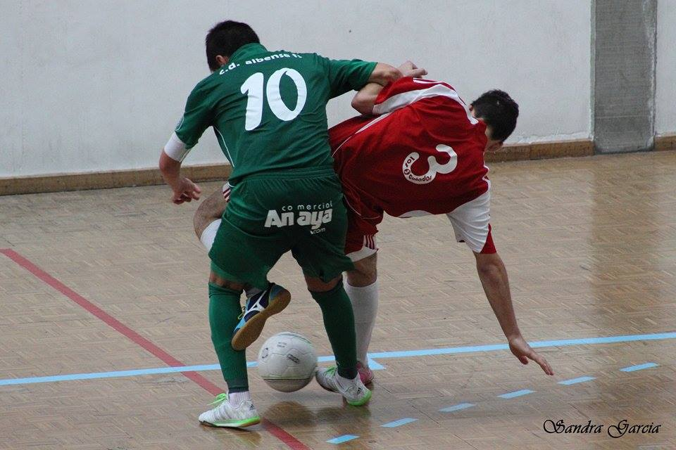 Tres Cuñados 2-1 C. D. Albense F.s.