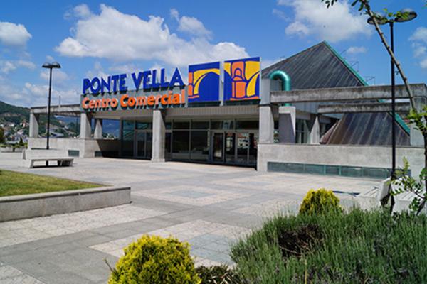 Centro Comercial y Ocio Pontevella