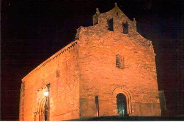 Iglesia de Santiago de Villafranca
