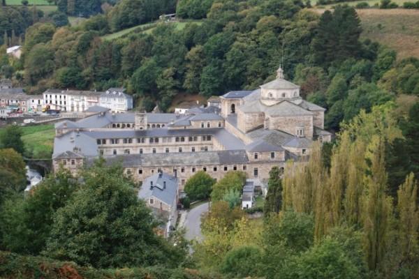 Monasterio de San Julián de Samos
