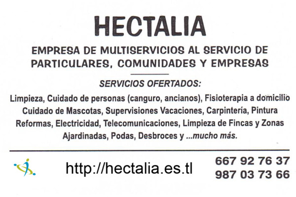 HECTALIA Multiservicios