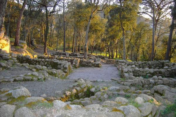 Santomé, conjunto arqueológico-natural