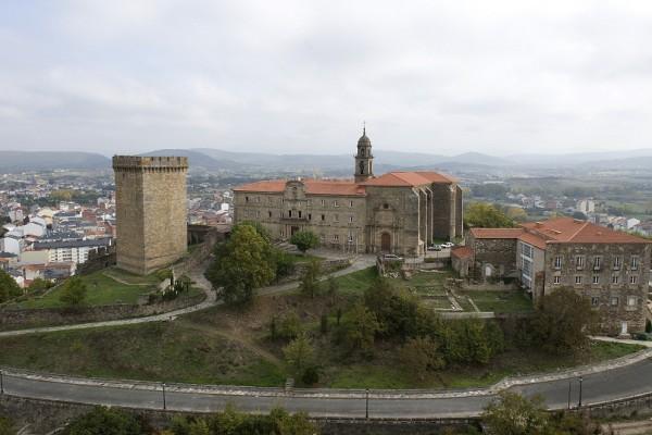 Torre del Homenaje del Castillo de Lemos