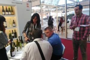 El público especializado británico enamorado del 'saber hacer único' de los vinos de Valdeorras