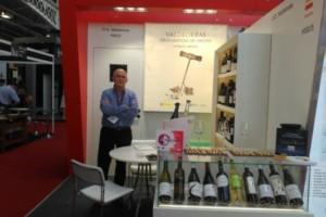 Valdeorras muestra credenciales en la London Wine Fair