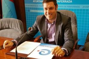 """Iván Alonso: """"El Bierzo y Valdeorras somos hermanos"""""""