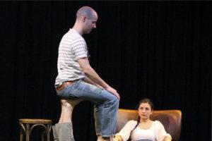 Gigante, una hermosa fusión de circo, teatro, danza y poesía