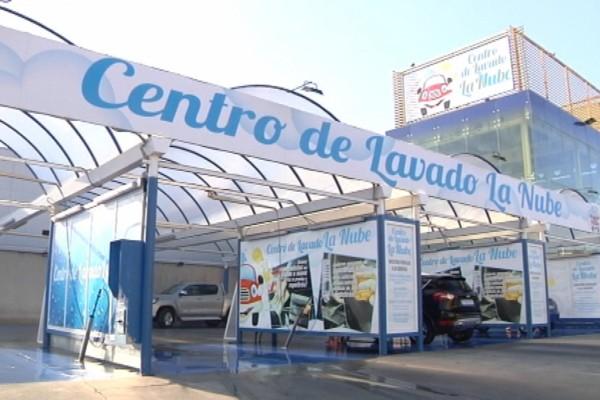 Centro de lavado La Nube