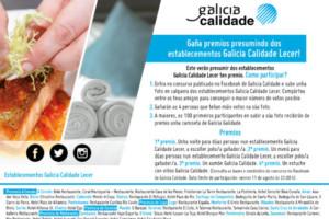 Concurso de fotografía del grupo Lecer de Galicia Calidade