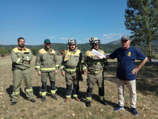 En pro de la implicación de todos los alcaldes de Valdeorras en la defensa de la base de Vilanova