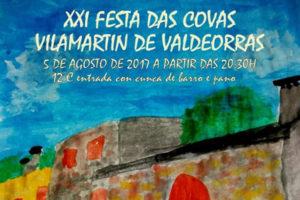 """Vilamartín pone a punto sus """"covas"""" para la fiesta del vino"""