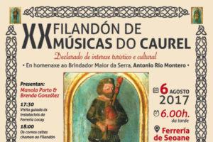 Filandón en O Courel: una cita con la música popular