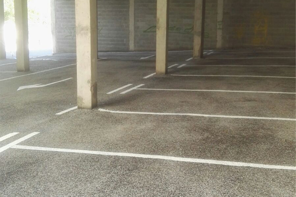 Viana estrena aparcamiento público y gratuito