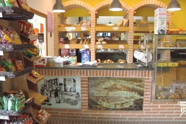 Panadería Alex y Cristina