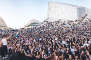 Más de 50.000 personas disfrutaron del 'Verano en el Gaiás'