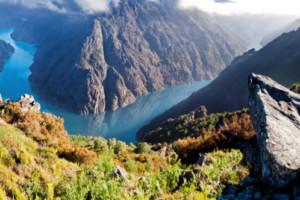 """El """"Trail Ribeira Sacra"""": cita con el deporte, naturaleza y monumentos"""