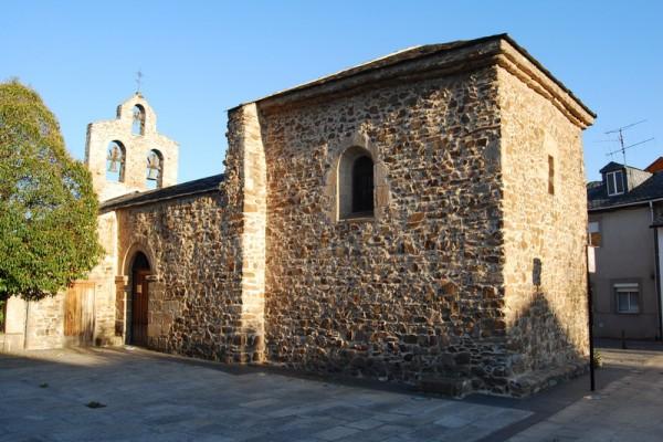 Iglesia mozárabe de Santo Tomás de las Ollas