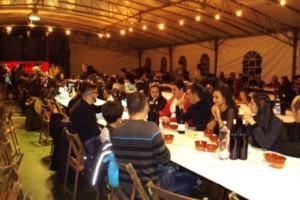 Petín saca a la venta las entradas de la Festa da Freba
