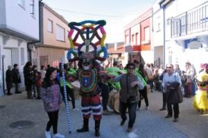 Concurso para el cartel que anunciará el Entroido de Viana do Bolo
