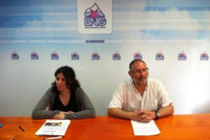 El papel de Galicia en el Estado centra una conferencia del BNG en O Barco
