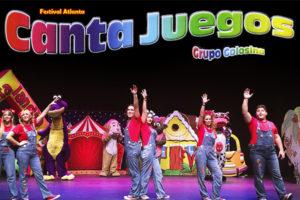 El Grupo Golosinas y su Canta Juegos para comenzar el año en Ponferrada disfrutando toda la familia