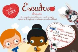 Escudero, El Burrito solidario para adquirir vehículos adaptados a favor de menores con discapacidad se presenta en Ponferrada