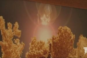 La historia de la estrella del Pajariel: la unión de dos genios para crear un referente navideño