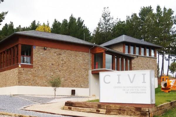 CIVI. Centro de interpretación de la Vid y el Vino