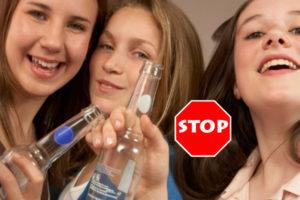 Nos apuntamos a no beber!!!!, más de 400 alumnos de secundaria participan en esta primera edición