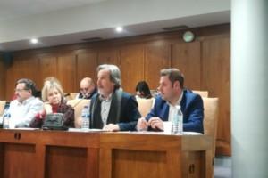 Apoyo unánime a la propuesta de pedir a la Junta la implantación de la tarjeta sanitaria 'AA'