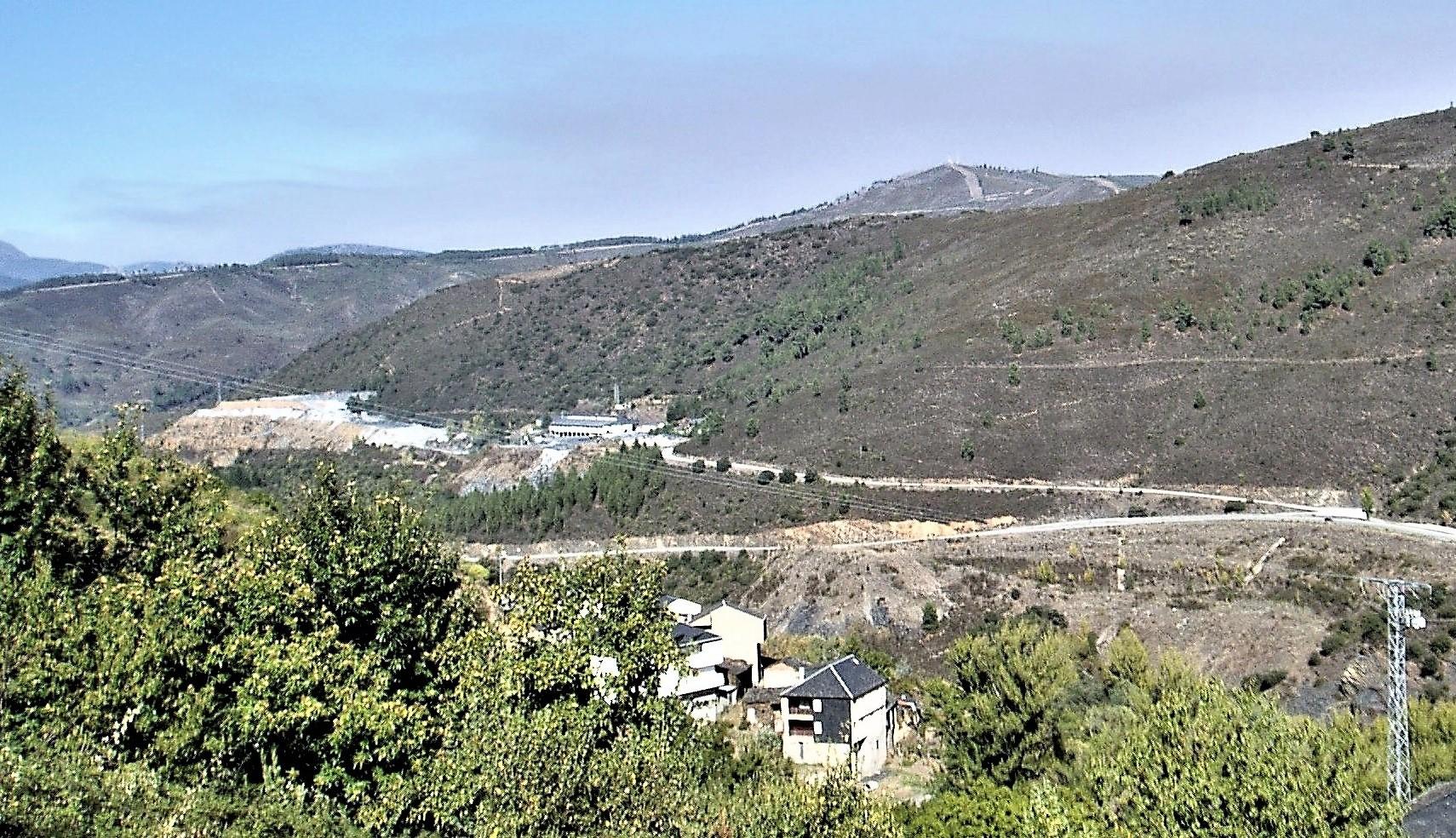 Por una actividad minera segura sana y libre de emisi n de polvo noticias y empresas - Cantera de pizarra ...