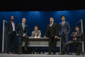 Smoking room, adaptación teatral de la sorprendente y reveladora película, en el Bergidum