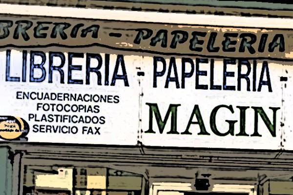 Librería MAGIN