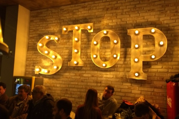 Cafetería STOP