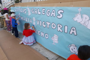 Trives celebró las Letras Galegas con actividades familiares