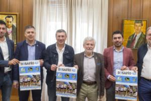 """Preparados, listos…y a por el """"Desafío 42 Ourense Termal"""""""