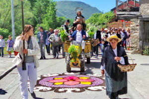 San Isidro en Toral: la originalidad de una fiesta