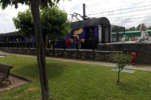 """Toral en tren"" empieza a rodar: ¡viajeros al treeeen!"