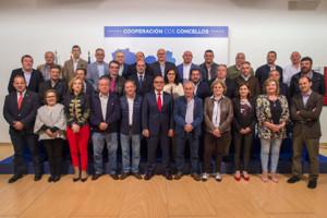 Petín, Vilamartín, Rubiá y Trives reciben fondos para obras básicas