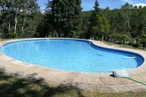 Viana inaugura la temporada de baño con piscinas renovadas