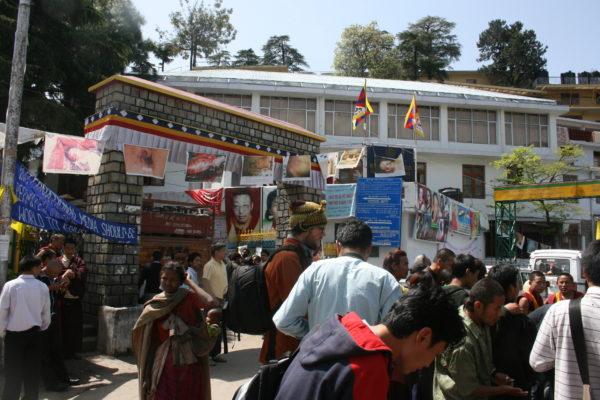 Morir es volver a nacer, el Tíbet