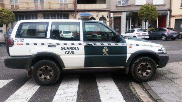 Un barquense y un ponferradino presuntos autores de un robo con fuerza en A Veiga de Cascallá