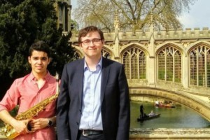 Cambridge Duo y BajoContraBajo en los conciertos de esta semana del ciclo Corteza de Encina